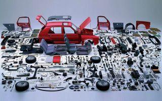 Нюансы при выборе б/у деталей для автомобиля
