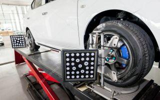Несколько советов о выравнивании и безопасности колес
