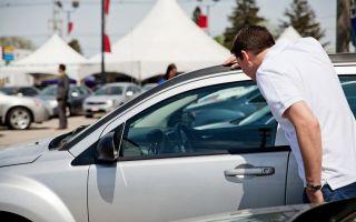 Распространенные ошибки при покупке автомобиля с пробегом