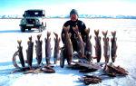 Зимняя рыбалка на байкале – предел мечтаний