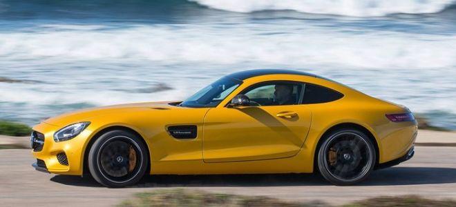 Mercedes amg gt и его характеристики