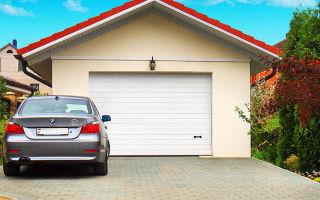 Выбираем ворота для гаража и двора.