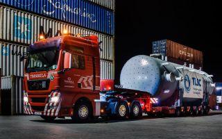 Перевозка грузов на большие расстояния автомобильным транспортом