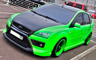 Ford focus 2 тюнинг