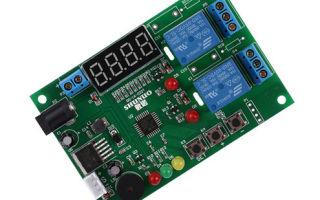 Обзор цифровых контроллеров