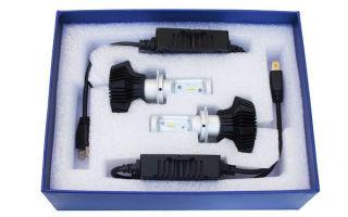 Стоит ли покупать диодные лампы h7 для замены обычных штатных ламп?