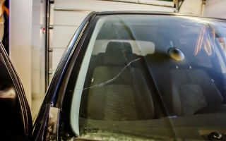 Какой ущерб лобового стекла можно отремонтировать?