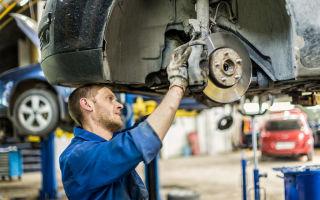 О чем свидетельствует неравномерный износ шин?