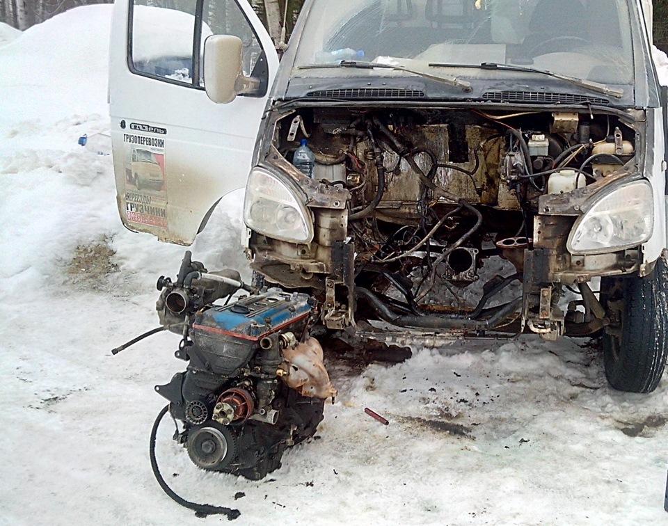 ГУР, zF на 405 ый двигатель, гАЗ