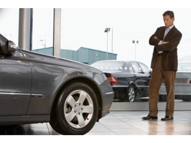Получение кредита на покупку автомобиля