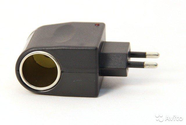 Рекомендации по выбору переходника и адаптера от прикуривателя на розетку 220В